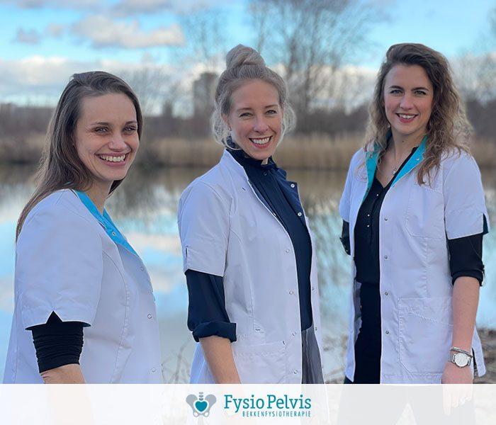 Team FysioPelvis - Bekkenfysiotherapeuten